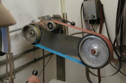 Home built grinder (1)