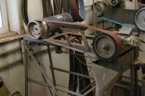 Home built grinder 2